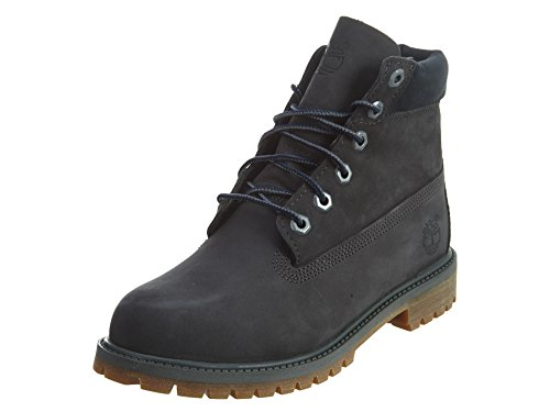 "timberland ""KIDS 6"""" Premium Waterproof Boot"" Dark Grey Nubuck,EU 39"