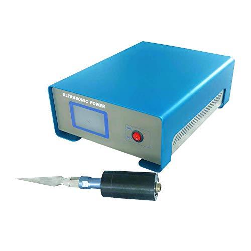 YUCHENGTECH Ultrasonic Cutting Machine Plastic Ultrasonic Cutter Knife Fabric Rubber Ultrasonic Plastic Knife 19-26KHZ 85~240V