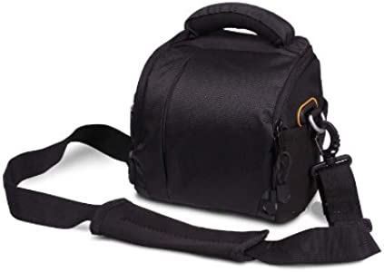 Waterproof Anti-shock Camera Case Bag with Extra Rain Cover for Canon ...