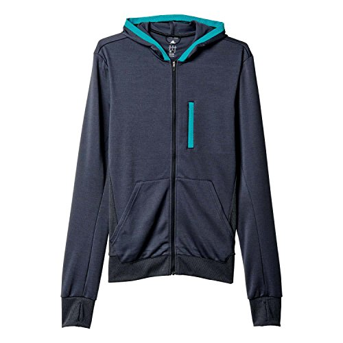 Adidas AI4956 Sweat-Shirt Homme, Noir, FR : L (Taille Fabricant : L)