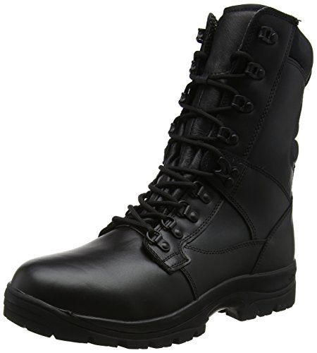Magnum - Elite II Leather, Botas de Trabajo Unisex Adulto, Negro (Black), 44 EU