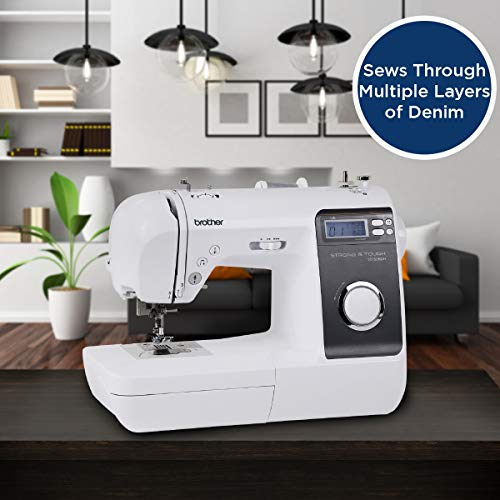 Brother ST150HDH Machine, 50 Built-in Stitches, LCD Display 9 Included Sewing Feet