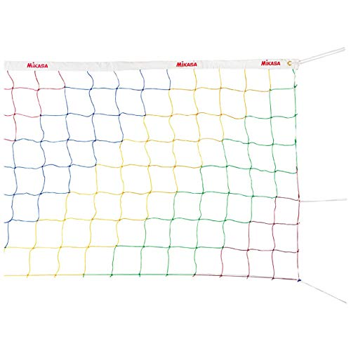 ミカサ(MIKASA) バレーボール ソフトバレーボール用カラーネット NET-200