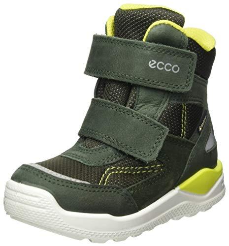 ECCO Baby-Jungen Urban Mini DeepForrest Snow Boot, Grün (DEEP Forrest), 26 EU