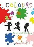 CHILDREN'S BOOKS: colours (English Edition)