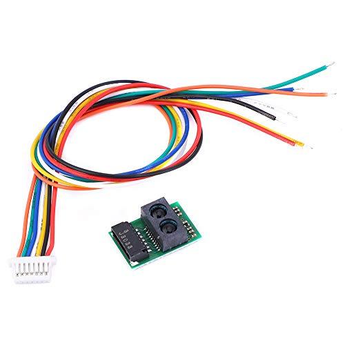 Robot de módulo de sensor de rango de circuito de procesamiento de señal de 4-50cm 2.7V-5V