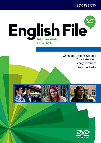 English file int / digital gold b1-b1+ 4th ed: cl dvd