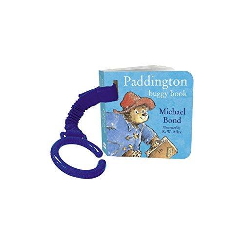Paddington Buggy Book by Michael Bond (2016-02-25)