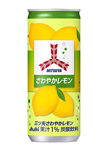 アサヒ飲料 三ツ矢サイダー さわやかレモン 250ml×20本 [6311]