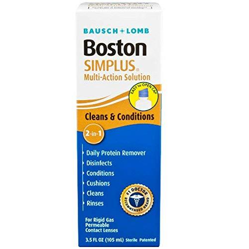 Boston Simplus Multi Action-Lösung mit täglicher Proteinentfernung # 424 bis 3,5 Oz