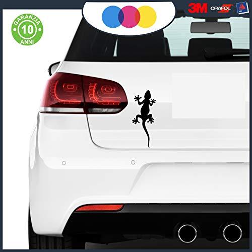 mural stickers Adesivi per Camper, Auto, Land Rover, 4x4, Geco Tribale. Adesivo per Auto lunotto Posteriore Adesivo, Vinile, Product 10 x 15 Nero