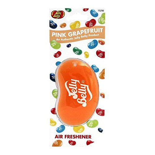 Jelly Belly 3D Auto Air freshener- Pink Grapefruit