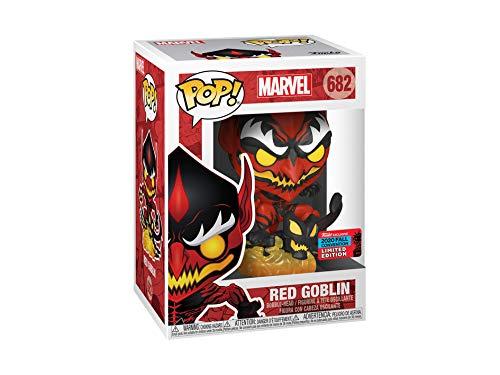 Funko 50674 Pop! Marvel - Rojo Goblin (NYCC 2020 Exclusive) #682