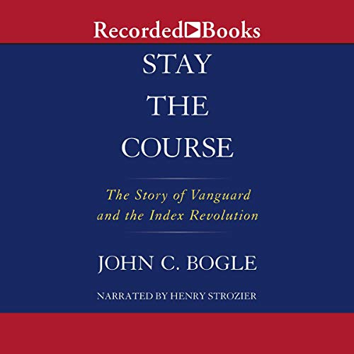 Stay the Course audiobook cover art