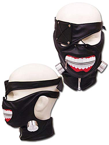 Tokyo Ghoul: Kaneki Ken Mask ~ Officially Licensed Tokyo Ghoul Mask