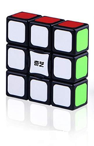 Gobus MoFangGe 133 1x3x3 Magic Cube Puzzle Speed Cube Toys Negro