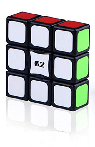 Gobus MoFangGe 133 1x3x3 Magic Cube Puzzle Speed Cube Toys Negro