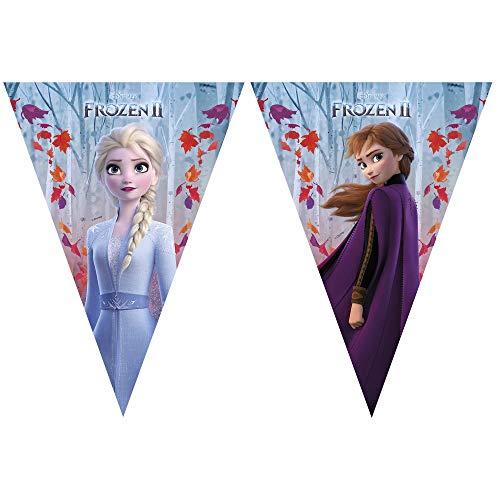 Disney Frozen 2- Bandera, Color azul (Procos 99492), color/modelo surtido, talla, única