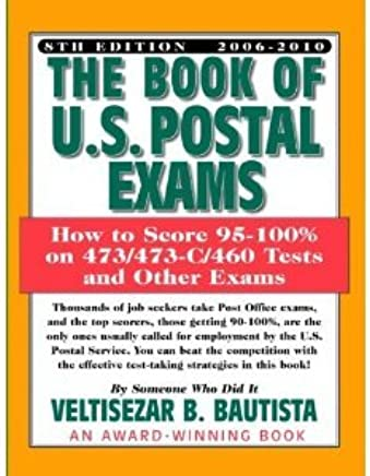 The Book Of U S Postal Exams 2006 2010 Effective Test