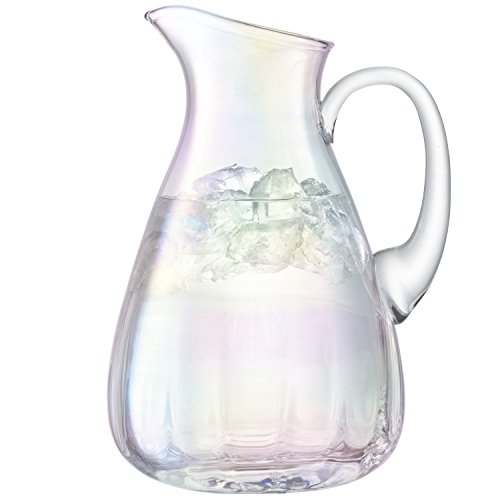 17.5/ x 17.5/ x 24.5/ cm nacre LSA International Carafe 2.2L