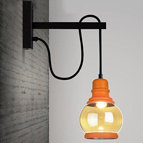Adelaide - Couloir Lumineux Couloir Américain Retro Creative Bar Murale Lumière industrielle Wind Creative Luminaire Réglable