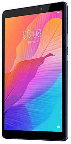 Huawei MatePad T 8, HD LTE PC Tablet, Octa-core Processor, Face Detection, 2GB RAM, 16GB ROM, Android 10.0, EMUI 10, Deepsea Blue