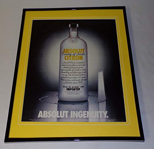 Advertising Absolut Vodka - 7
