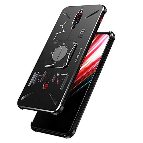 SHEAWA Guscio Del Telefono per ZTE Nubia Rosso Magia 5G 6.6 '8/128 GB 4500 mAh Gaming