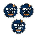 NIVEA Men Dark Spot Reduction Cream, 150 ml (Pack of 3)