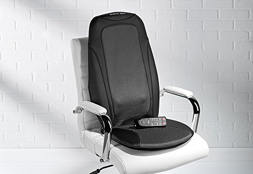 Sharper Image Shiatsu Massage Seat Cushion