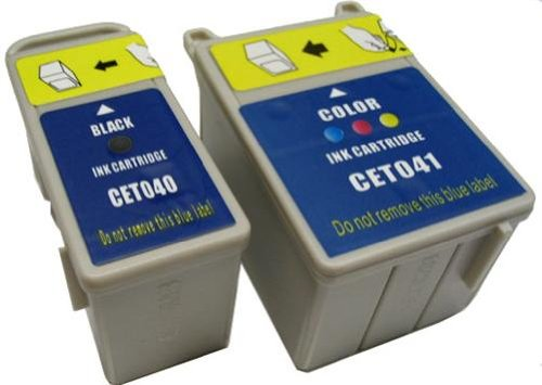 12x Druckerpatronen kompatibel für EPSON Stylus C62 CX3200 Youprint