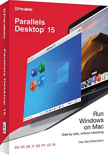 Preisvergleich Produktbild Parallels Desktop 15 für Mac (Jahreslizenz)
