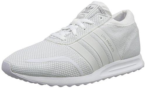 Adidas Los Angeles Sneakers, Weiß(Weiß (Ftwr White/Ftwr White/Vintage White S15-St)), 46 EU