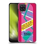 Head Case Designs Licenza Ufficiale Back to The Future Hoverboard 2 I Arte Composta Cover Dura per Parte Posteriore Compatibile con Samsung Galaxy A12 (2020)