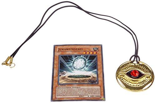 Yu-Gi-Oh- Das Amulett der Herrscher inkl. Karte