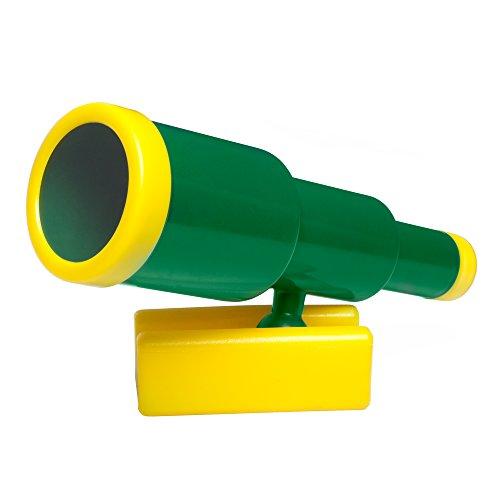 Barcaloo Kinder-Spielplatz-Teleskop - Piraten-Teleskop für Schaukel Set oder Dschungel-Fitnessstudio