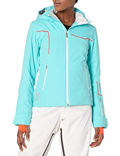 Spyder Damen Jacke PROJECT, 457 Freeze/White/Burst, 8, 564258