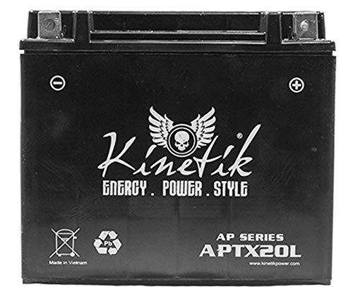 Kinetik 12V 18Ah 42033 APTX20L AGM Sport Battery