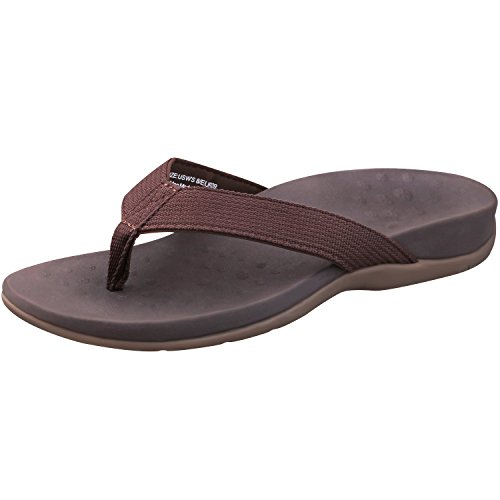 SESSOM&CO Women's Orthotic Sandals with Great Arch Support Stylish Flip...