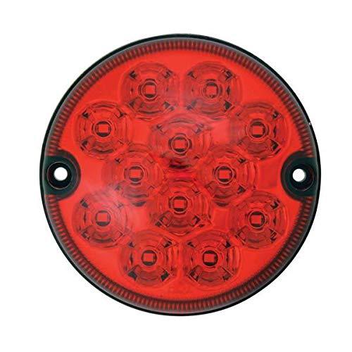 Carpoint 0414001 LED mistachterlicht voor aanhangers