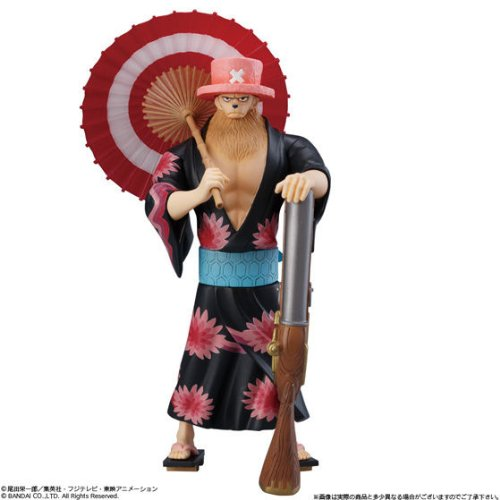 One Piece Super Styling: Kimono Style Figurine - Chopper (~16cm)