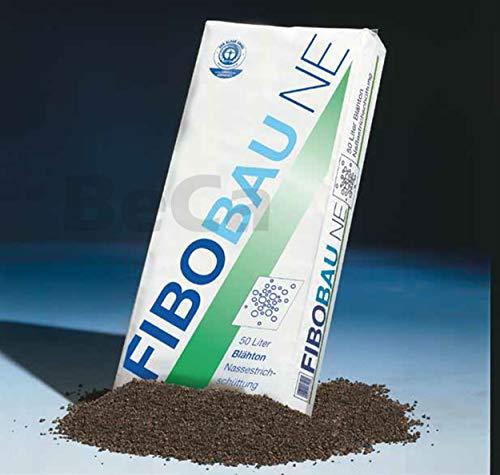 Blähton 0 - 2 mm gebrochen 50 Liter FIBOBAU Nassestrichschüttung