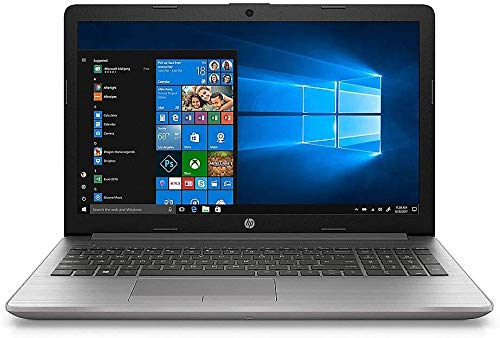 HP Notebook (15,6 Zoll), Full HD Display, AMD A4 2 x 2.50 GHz 8 GB RAM, 512 GB SSD, HDMI, Intel UHD Grafik, Webcam, Windows 10 Pro