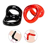 WHUANZ Haushalt Körperpflege Zahnräder, weiche und Flexible Gummi-Gadgets, 2PCS / Set