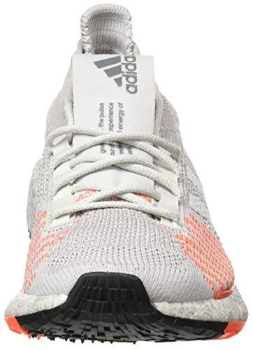 Adidas Pulseboost HD W, Zapatillas para Correr Mujer, Gris Coral, 38 2/3 EU