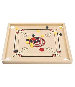 Negi Medium Size Carrom Board for Kids (18*18 Inches)