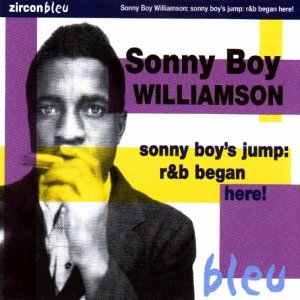 Sonny Boy's Jump:R&B Began Her