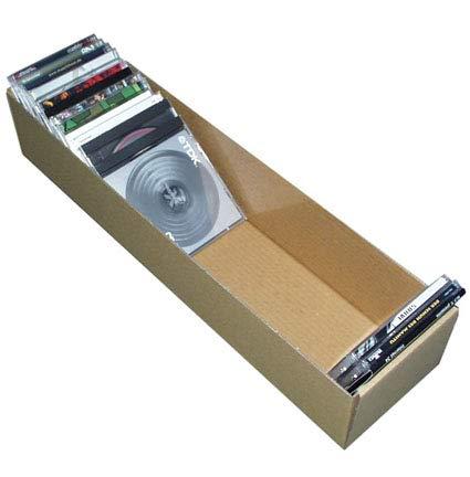 Caja DE Carton para 50 CD Compact Disc - Ref.2067