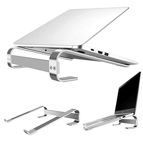 Soporte Portatil, Soporte Portátil Aluminio, Soporte Ventilado Ordenador Portátil, Computadora Portatil Accesorios...