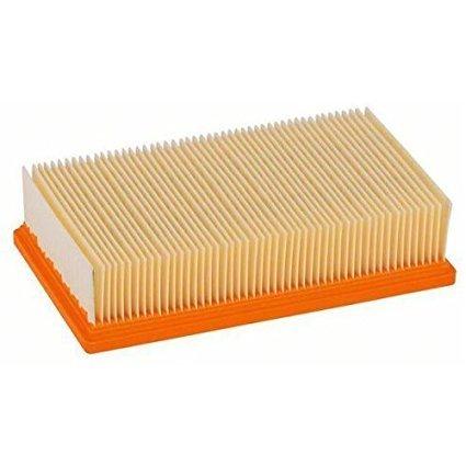 M&M Smartek - Filtro a pieghe piatte adatto per originale Kärcher NT 25/1 Ap, NT 35/1 Ap, NT 35/1, NT 45/1, NT 55/1, NT 361, NT 561, NT 611 Tact, Te, M, Eco, sostituisce l'originale 6.904-367.0
